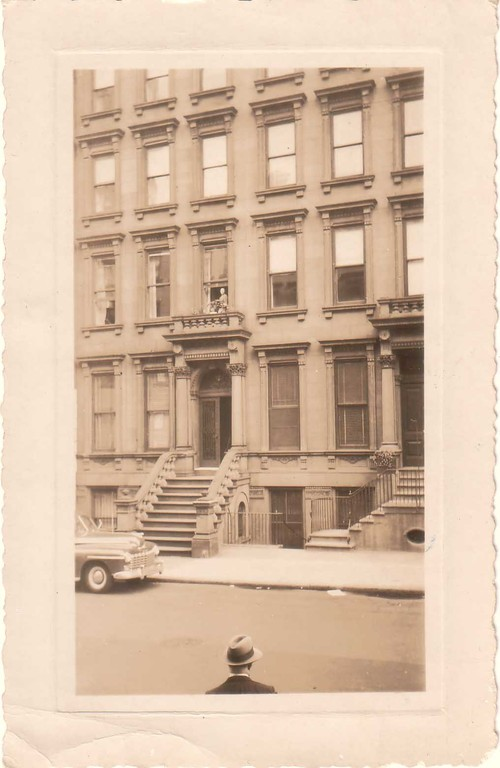 Дом Кожевиных в Нью-Йорке. 1940-е гг.