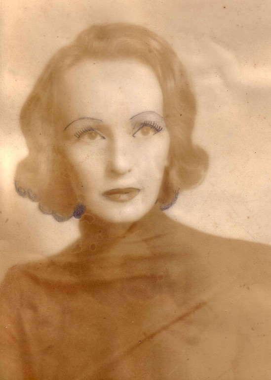 Марлен Дитрих (?)