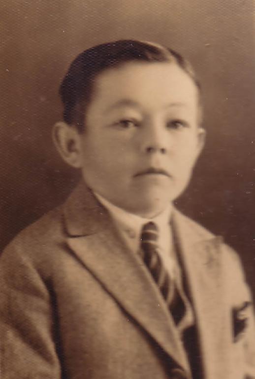 Иван Великанов. 1930-е г.г.