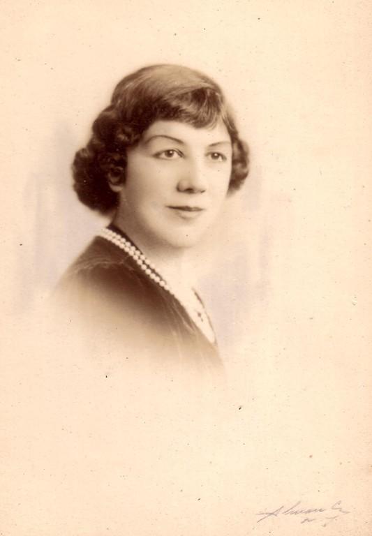 Алина Кожевина, 1946 г.