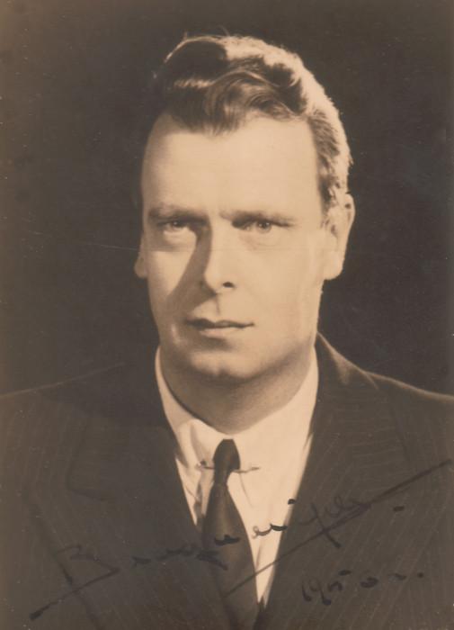 Владимир (фамилия неизвестна). 1946 г. Куфштайн