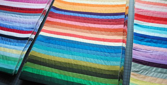 ColorFlag Stripes Edition in Farbzusammenstellung nach Kundenwunsch