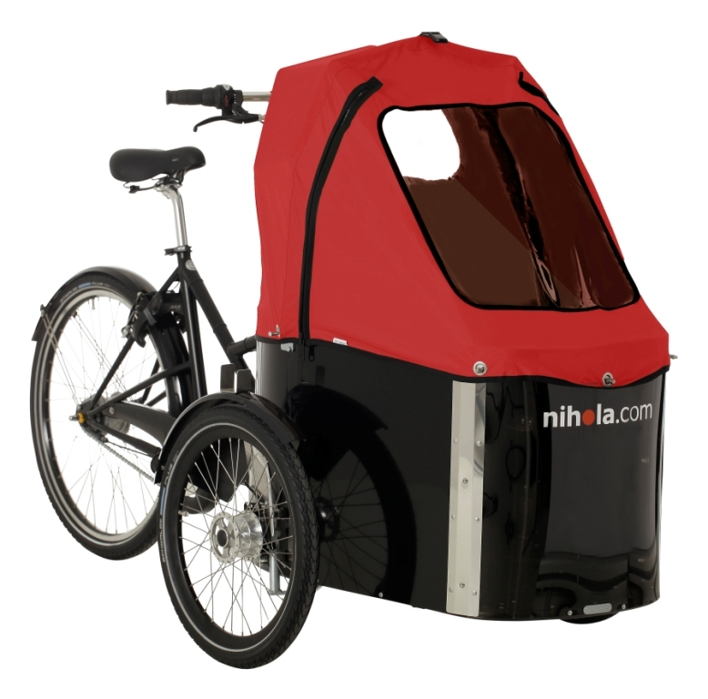 Bakfietsen van Nihola - Made in Denmark