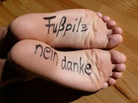 Fußpilz nein Danke und Vermeiden