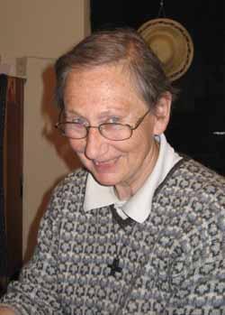 Anita la bricoleuse (Août 2007)