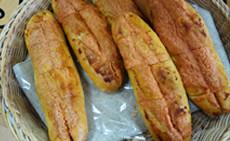 激巧明太フランスパン