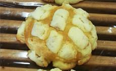 サクサク大豆メロンパン