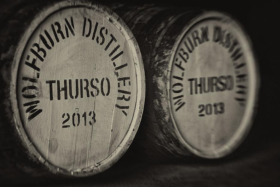 New Wolfburn Distillery est. 2013