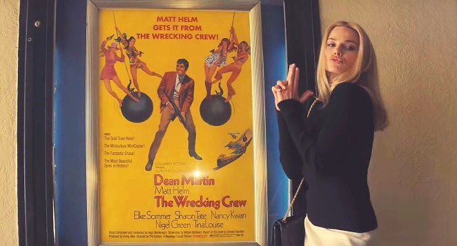 """Margot Robbie est Sharon Tate dans """"Il était une fois... à Hollywood !"""" de Quentin Tarantino"""