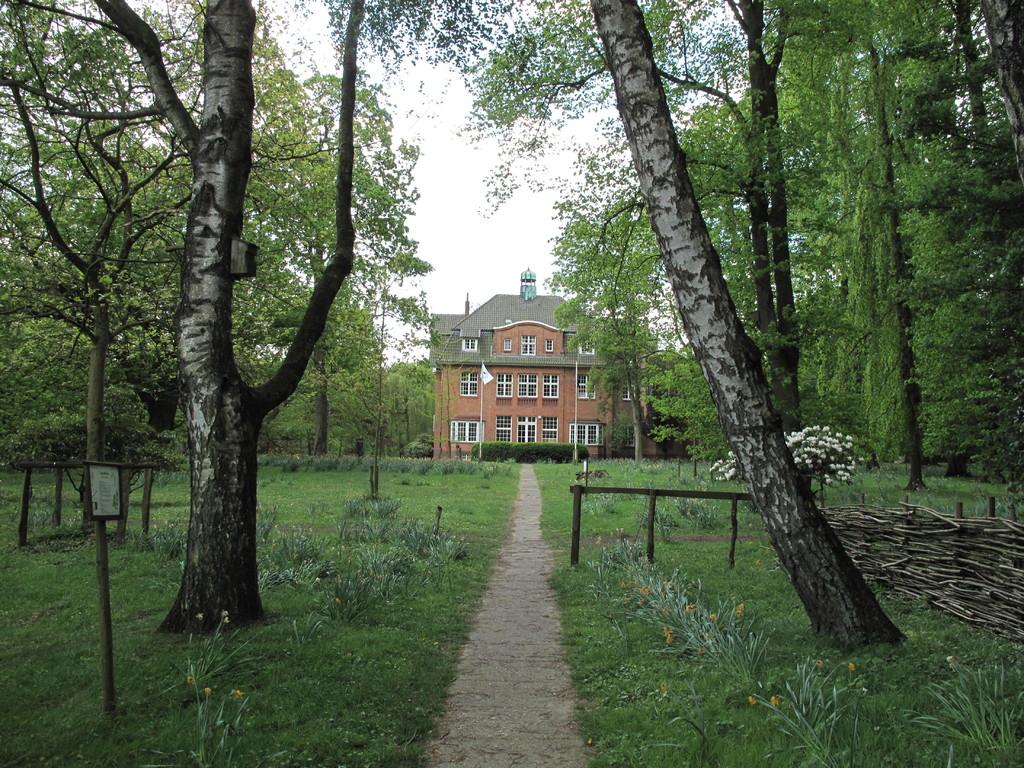 Umgebung: Haus der Natur Verein Jordsand