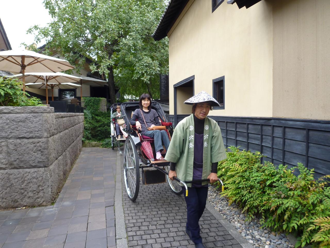 2012 10 14! 旬の小布施町へ!ようこそ!2