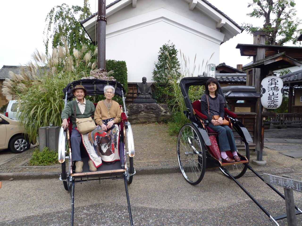 2012 10 14! 旬の小布施町へ!ようこそ!3