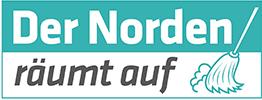 """Logo von """"Der Norden räumt auf"""""""