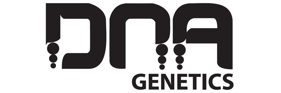 DNA genetics logo semi da collezione