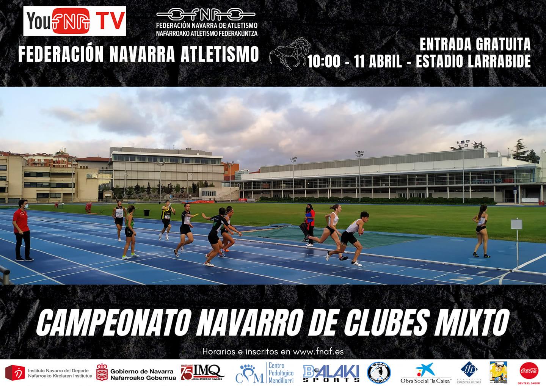 CAMPEONATO NAVARRO DE CLUBES MIXTO