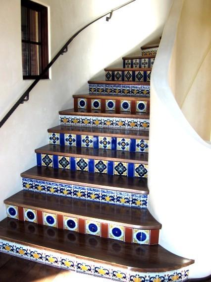 Escaleras O Peraltes R 250 Sticos Artesanales Talavera
