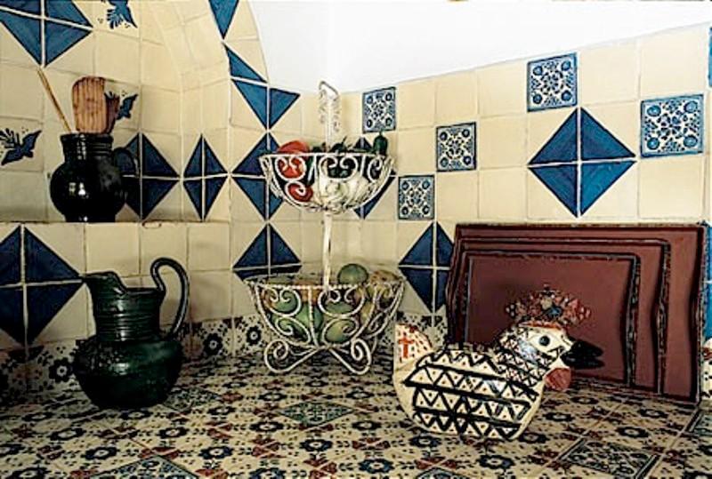 Cocinas Mexicanas Rusticos Artesanales Talavera Azulejo