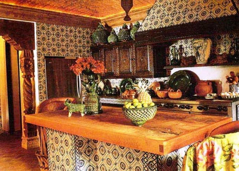 Cocina Mexicana con Palacio Especial