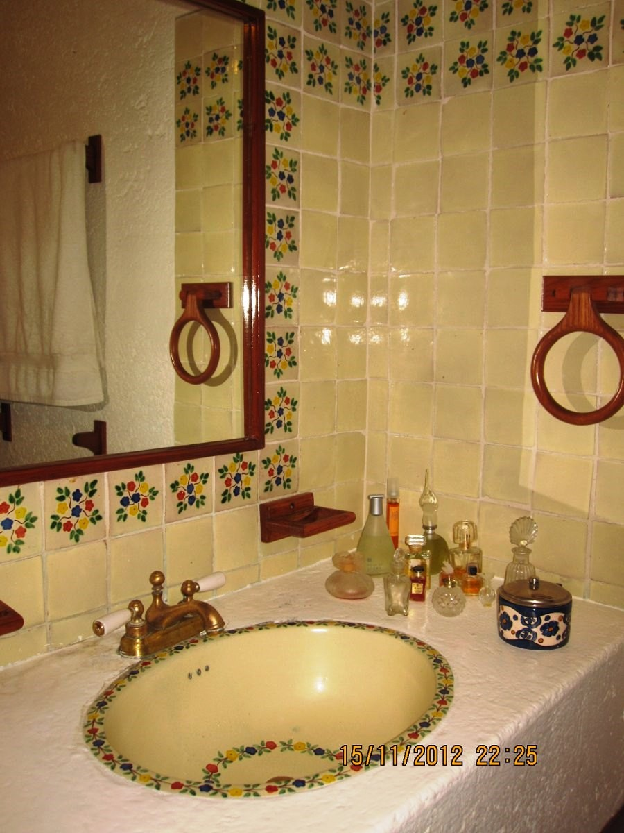 Baño Blanco Mexicano y Bouquet