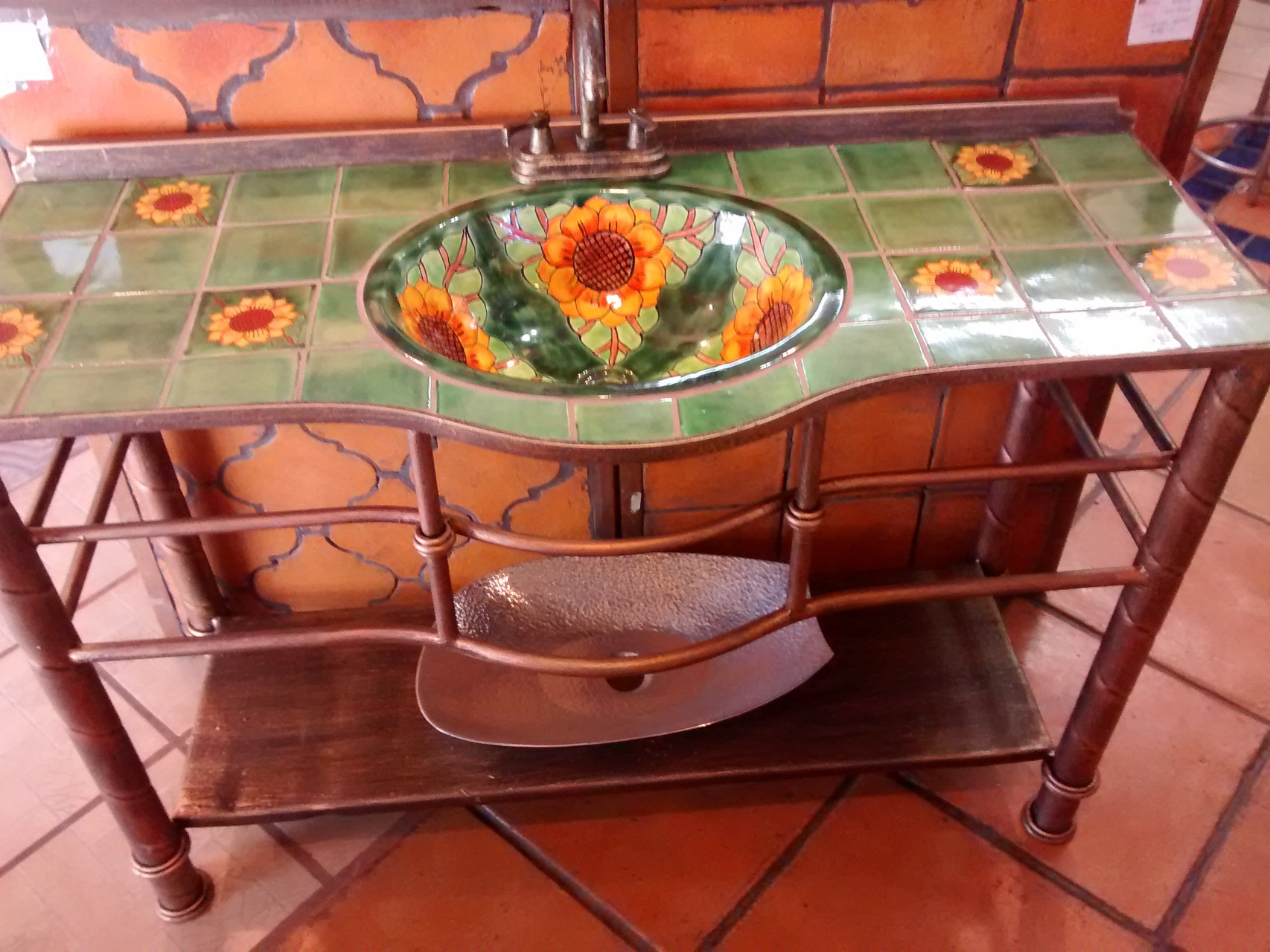 Ba Os Rusticos Artesanales Dikidu Com # Muebles Talavera