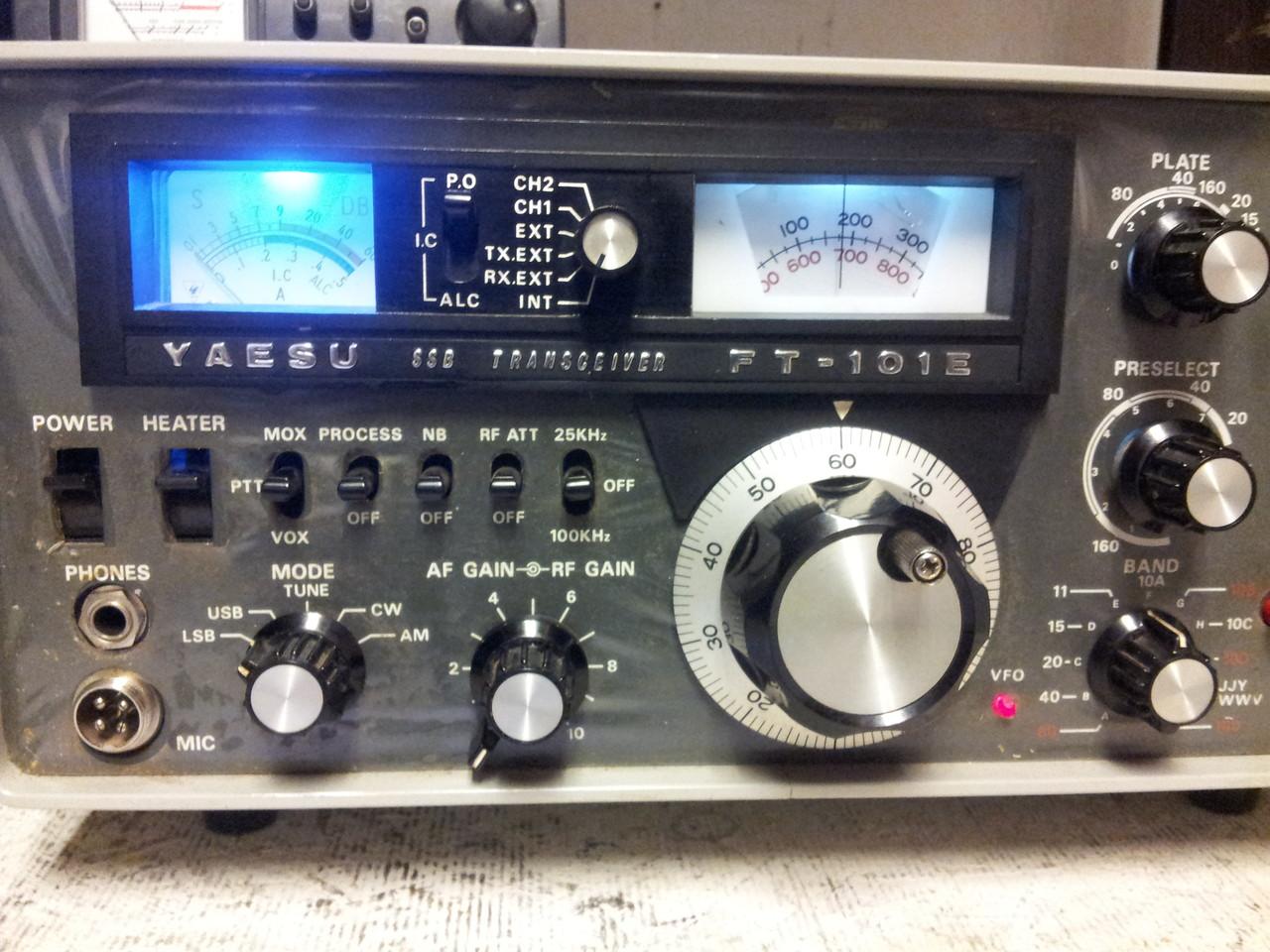 yaesu radio mods - Página Jimdo de w7agr on