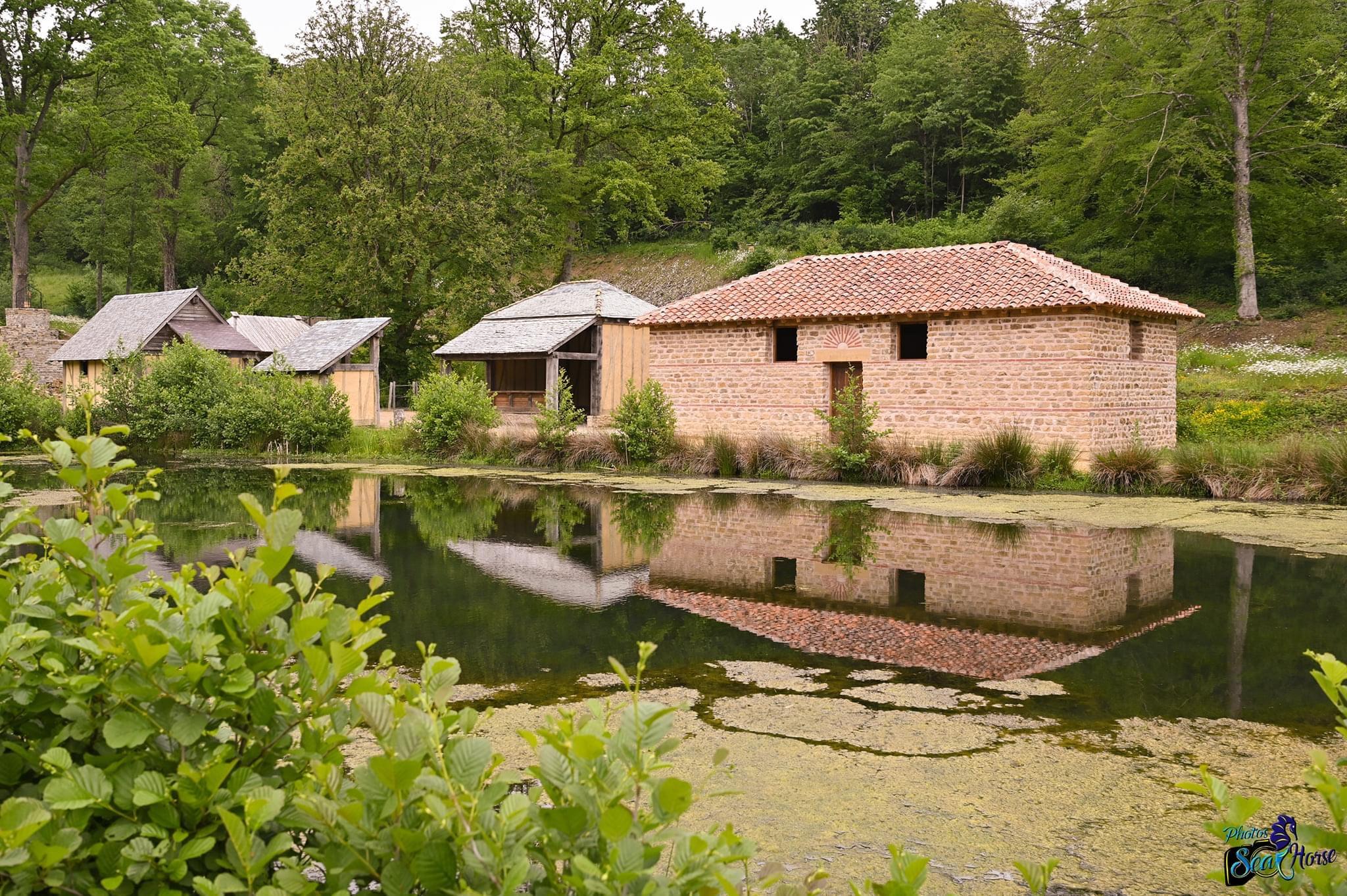 Village historique de Montcornet