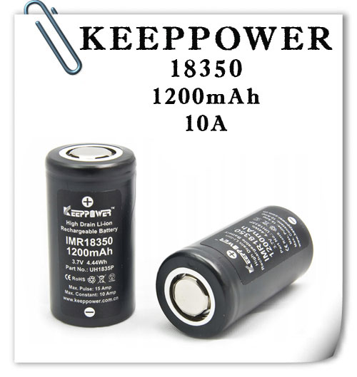 KeepPower UH1835P  1200mAh 10А