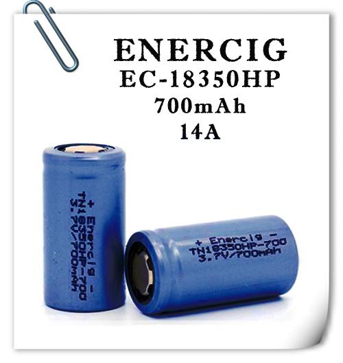 Enercig TN18350HP 700mAh 14А