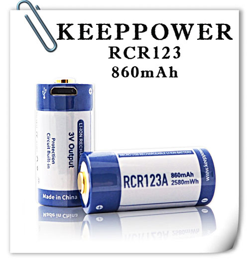KeepPower P1634U1 USB 8600mAh защищенный