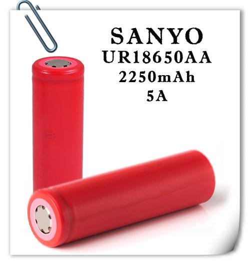 SANYO UR18650AA