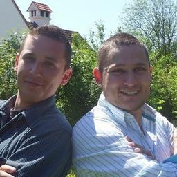 Jochen Gebhardt und Julian Schriver