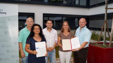 Gewinner des Regensburger Klimapreises durch das Konzept von G-Tec