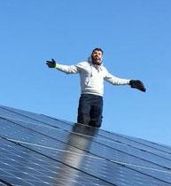 Spezialist für Photovoltaikanlagen