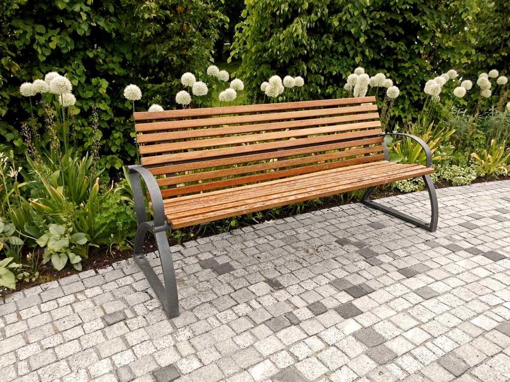 ...oder schön sitzen
