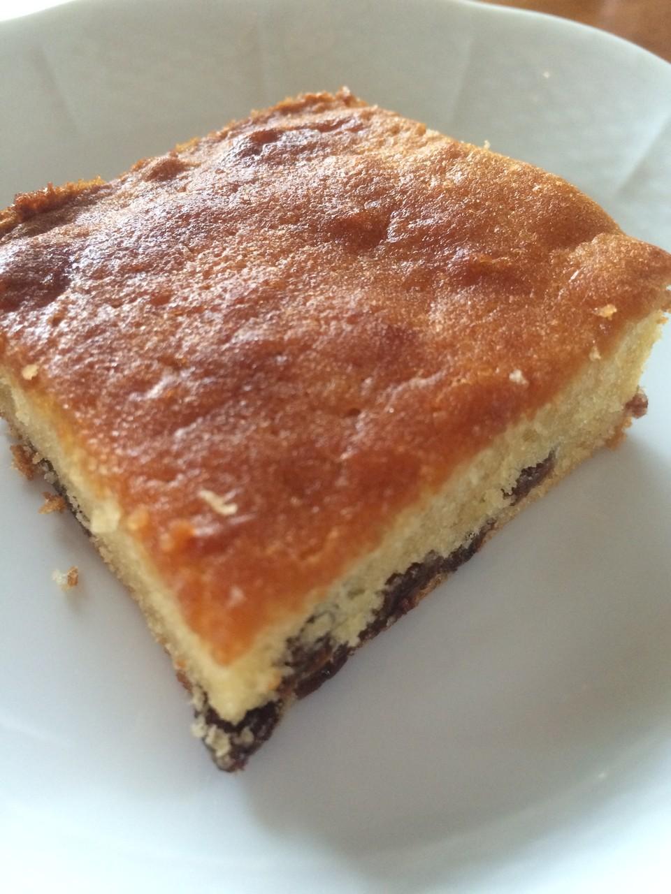 シチリアンケーキ 簡単素朴で好評でした♡