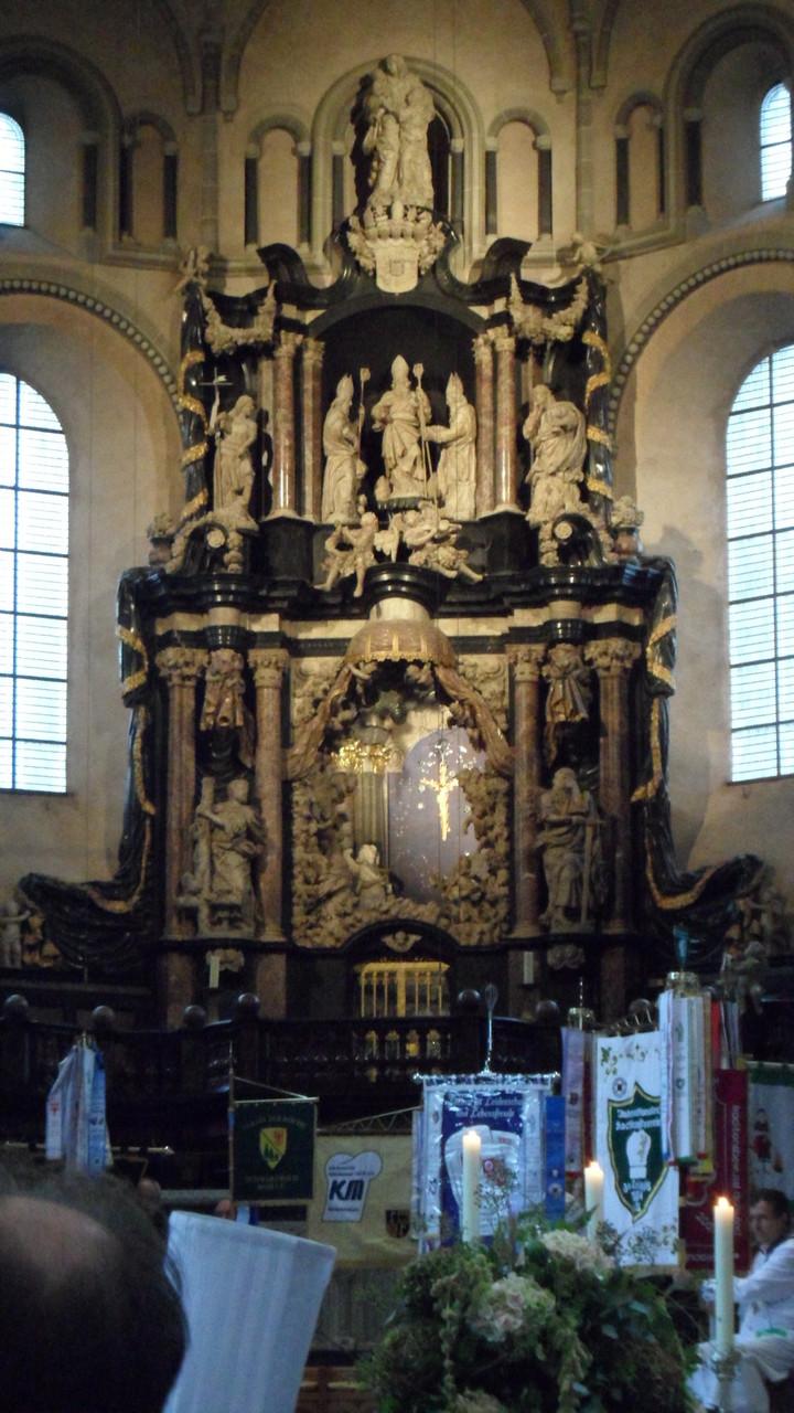 Altarimpressionen