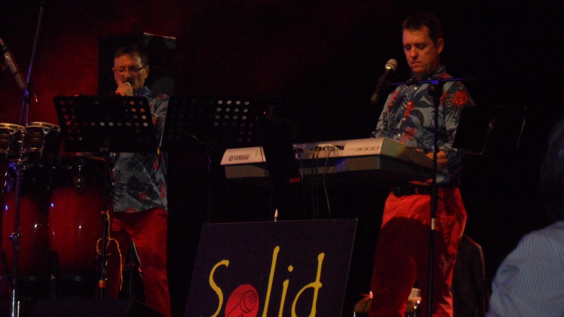 Die Band am Regionalen Abend - Freitag 04.09.