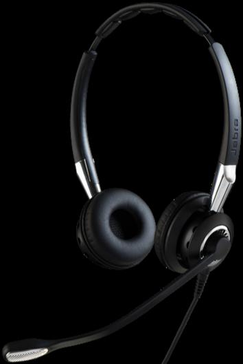 Jabra BIZ 2400 II Duo (UNC 72): Schnurgebundenes Headset