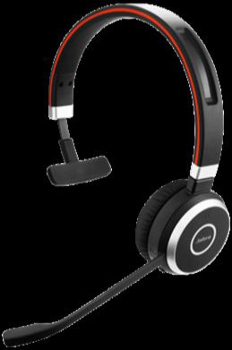 Jabra EVOLVE 65 UC Mono: Schnurloses Bluetooth Headset