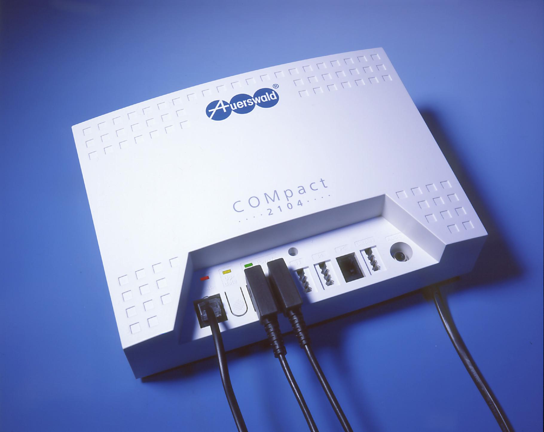 COMpact 2104 | Auerswald München | Elektronisches Telefonsystem ...