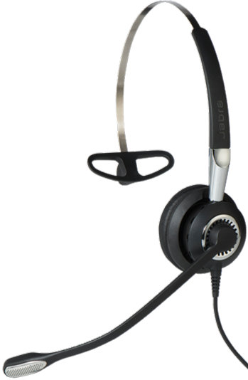 Jabra BIZ 2400 II Mono (NC 82): Schnurgebundenes Headset
