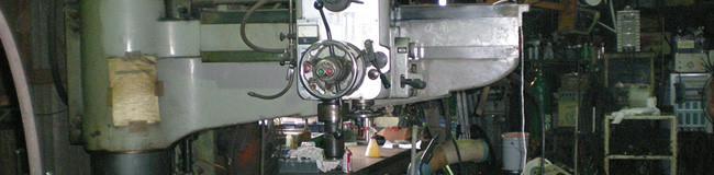ラジアルボール盤 RH1300 TOMINAGA
