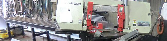 バンドソー SSP-400D
