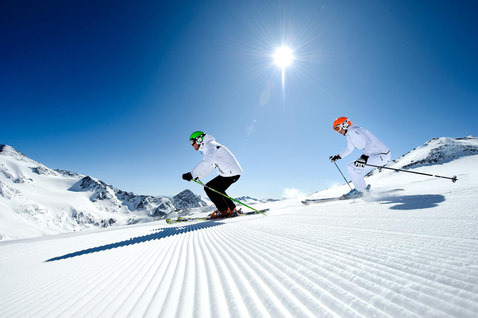 Stubaier Gletscher - Bild Andre Schönherr