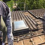 travaux pose de velux