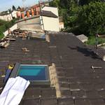 travaux de pose velux