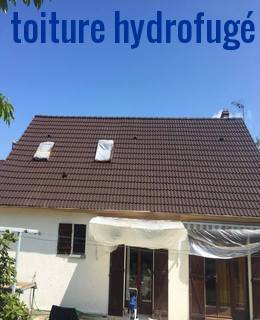 hydrofuge couverture tuiles