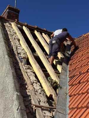 travaux rénovation couvreur 91