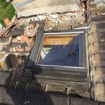 travaux pose velux