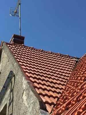 travaux rénovation toiture couvreur 91